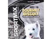 Sportmix Premium Select Gourmet Biscuit for Dog,  Color: Bone Charcoal , Size: 3 POUND/MEDIUM