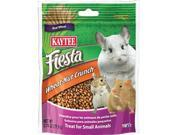 Fiesta Wheat-nut Crunch Treat - Small Animals Color: Real Wheat,  Size: 2.75 Ounce
