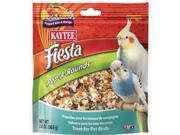 Fiesta Pop-a-rounds Treat - Pet Birds Color: Mango,  Size: 2 Ounce