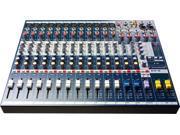 Soundcraft EFX12 12-channel Compact Mixer