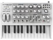 Arturia MicroBrute SE Analog Synthesizer White Limited Edition