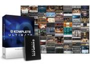 Native Instruments Komplete 10 Ultimate Software Suite Full Version