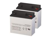 Alpha Technologies (017-104-XX) UPS Replacement Batteries - Pack of 2