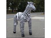 """56"""" Inflatable Zebra"""