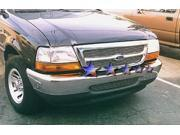 98-00 Ford Ranger Bumper Stainless Steel Grille(F85048S)