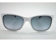 OAKLEY Sunglasses FOREHAND Polished White