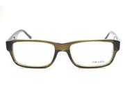 PRADA Eyeglasses PR 16MV 0AQ1O1 Wood 55MM