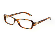 TIFFANY Eyeglasses TF 2048B 8114 Havana 51MM