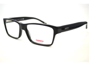 Carrera 6178 Eyeglasses-In Color-Black-Size-56/15/140