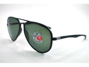 RAY BAN Sunglasses RB 4180 601S9a Matte Black 59MM