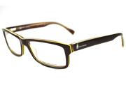 BOSS ORANGE Eyeglasses 0079 0S09 Olive Lime 54MM
