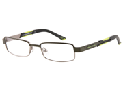 SKECHERS Eyeglasses SK 1028 Green Gunmetal 45MM
