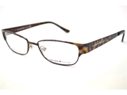 KATE SPADE Eyeglasses JOSSINA 0X34 Satin Brown Tortoise 51MM