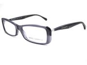 DOLCE & GABBANA Eyeglasses DG 3139 1861 Transparent Gray 52MM