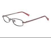 X GAMES Eyeglasses TOMAHAWK UC-CLIP 033 Gunmetal 45MM