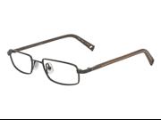 X GAMES Eyeglasses WHIP 204 Equinox Brown 47MM