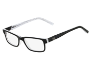X GAMES Eyeglasses REAL STREET 002 Matte Black White 49MM