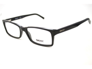 DKNY Eyeglasses DY 4609 3001 Black 54MM