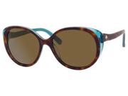 KATE SPADE Sunglasses FINOLA/P/S RD5P Tortoise Yellow 56MM