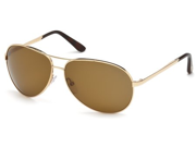 TOM FORD Sunglasses TF 0035 28H Rose Gold 62MM