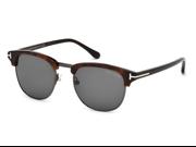 TOM FORD Sunglasses TF 0248 52A Havana 51MM