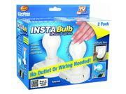 Insta-Bulb, 2 Pack - As Seen on TV