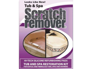 Tub and Spa Scratch Remover Kit