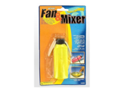 Mini Fan and Mixer Combo - Assorted Colors