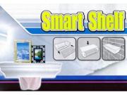 Smart Shelf with Tissue Box Holder