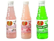 Jelly Belly Flavored Syrup- 3 pk (Cotton Candy, Tutti Frutti, Green Apple)