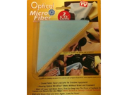 Optical Microfiber Miracle Cloth (Pack of 2)