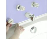 """Adhesive and Waterproof Caulktape- White (7/8"""" x 11')"""