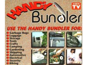 The Handy Bundler Refills- Strapping and Locking Clips