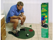 Potty Putter Putting Mat Golf Game