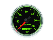 Auto Meter GS Mechanical Boost Gauge