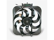 Flex-a-lite Black Magic Electric Fan