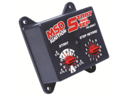 MSD Ignition Start And Step Timing Retard Control