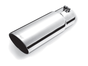 Gibson Performance Stainless Polished Exhaust Tip