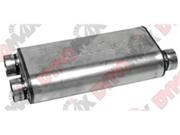 Dynomax 17536 Ultra Flo Welded Universal Muffler
