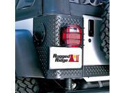 Rugged Ridge 11226.01 Euro Guard Kit Taillight Guard