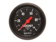 Auto Meter Z-Series Mechanical Boost Gauge
