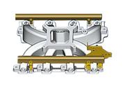 Edelbrock 29086 Victor Jr. LS1 EFI Intake Manifold And Fuel Rail Kit