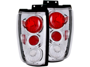 Anzo USA 211055 Tail Light Assembly Fits 97-02 Expedition