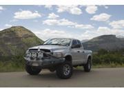 Fab Fours DR03-A1052-1 Heavy Duty Winch Bumper Ram 2500 Pickup Ram 3500 Pickup