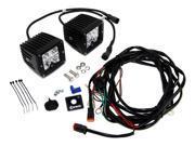 KC HiLites 330 LED Spot Light Bar