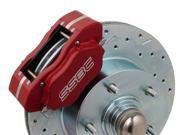 SSBC Performance Brakes W123-31