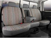 Fia TR47-3GRAY Wrangler Custom Seat Cover Fits 97-00 F-150 F-250 F-350