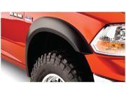 Bushwacker 50035-02 Extend-A-Fender Flares Fits 09-15 1500 Ram 1500