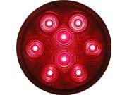 "Peterson Manufacturing 417R-5P 4"" Round Led Tail Light"