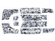 Hydro Turf Mat, Venture / Xl1200 (98)/Blk/Cut+Groove